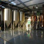 Decorative Concrete Brewery Flooring