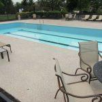 GraniFlex Concrete Pool Deck